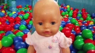 Кукла БЕБИ БОН КАТЯ ПРЯЧЕТСЯ. .Где Катя.Игры в куклы. Сборник как мама.Игры Для Детей  BABY BORN