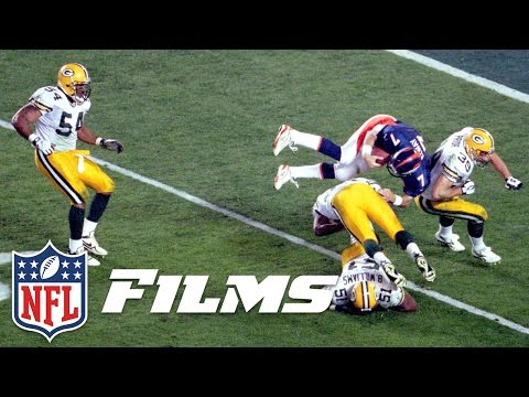 #5 John Elway and the Broncos out duel Brett Favre and the Packers | NFL Films | Top 10 Upsets