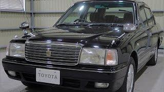 トヨタ クラウンセダン スーパーDX マイルドハイブリッド No.68 外装編