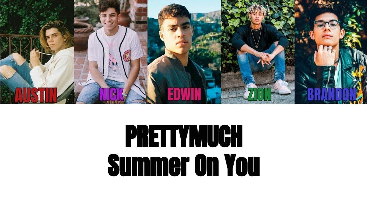 prettymuch-summer-on-you-lyrics-beanzcity