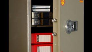 видео Взломостойкие сейфы I класса