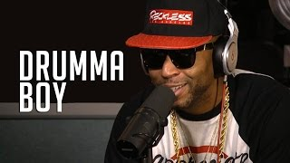 Drumma Boy tells his story from the beginning on Ebro in the Morning!