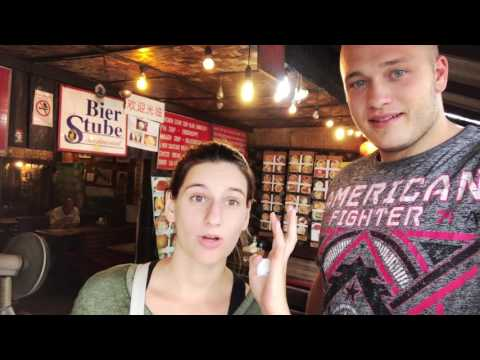 Travel Vloggers : Banks Cast : Thailand Day 1