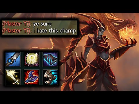 DONT TELL ME SHYVANA ISNT OP!!!!!!