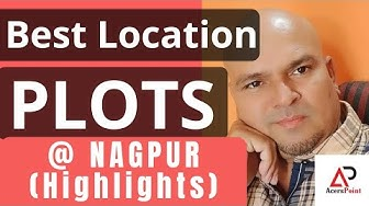 Best & Prime Location PLOTS in Nagpur। Maharashtra।In Hindi (Highlights) (2020) Acers Point