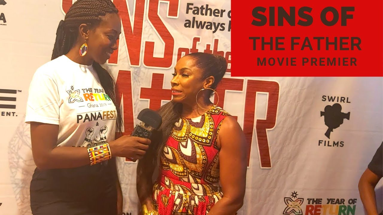 Sins of the Father Premier in Accra