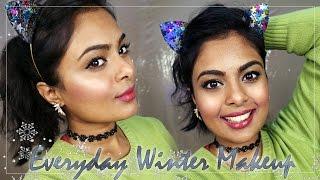 NO FOUNDATION Makeup - EASY QUICK Everyday Makeup