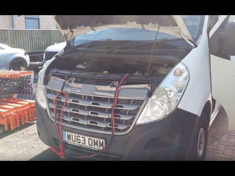 Renault Master Van Won't Start - No Ignition Lights - Battery OK - Fixed !
