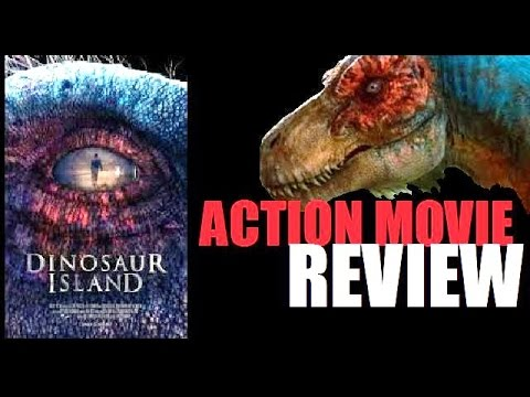 DINOSAUR ISLAND ( 2014 ) aka JOURNEY TO DINOSAUR ISLAND Action Movie Review