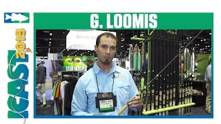 g loomis e6x rods best of show freshwater rod   icast 2015