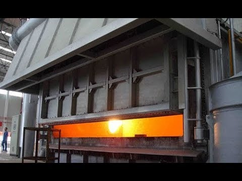 aluminium melting furnace aluminum scrap melting furnace