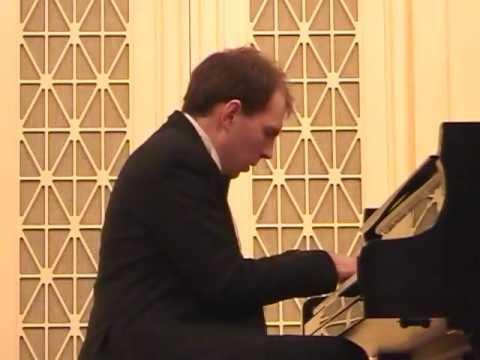 Andrei Korobeinikov performs Scriabin Fantasie h-moll op 28