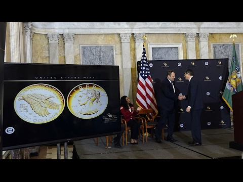 225th Anniversary Gold Unveiling Ceremony