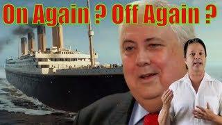 Titanic 2 is back on