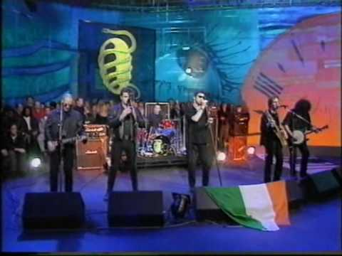 Shane MacGowan and The Popes - Nancy Whiskey