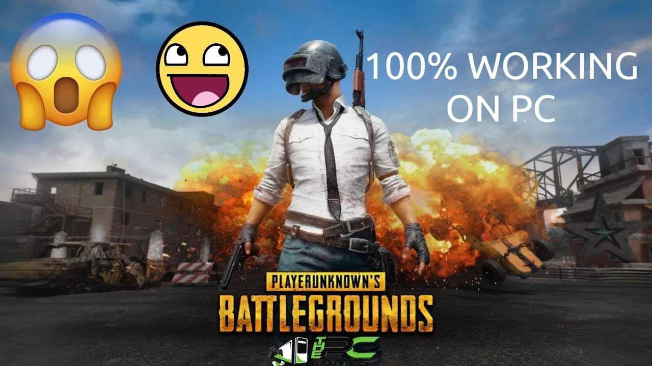 Playerunknown S Battlegrounds Pubg Game For Pc Download 100