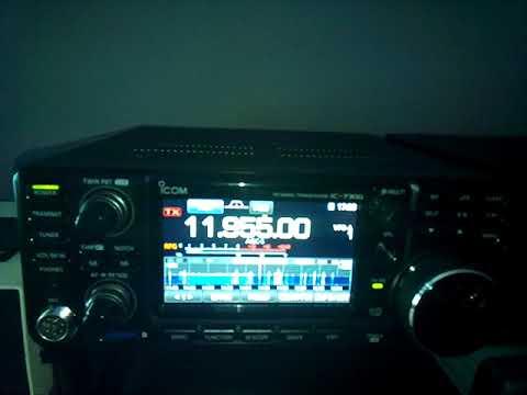 Radio Taiwan International 8/10/17 @ 17:22 UTC on 11955 kHz