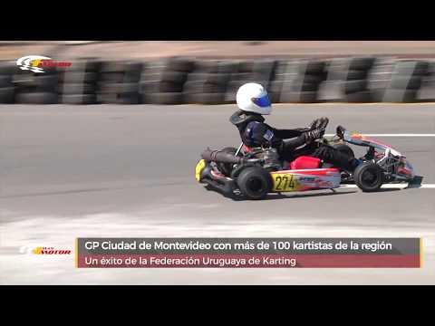 GP de Karting Ciudad de Montevideo - 4 y 5 Nov. 2017