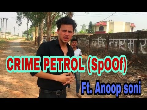 CRIME PATROL Spoof  by Anoop soni - ROUND2 HELL || R2H New video