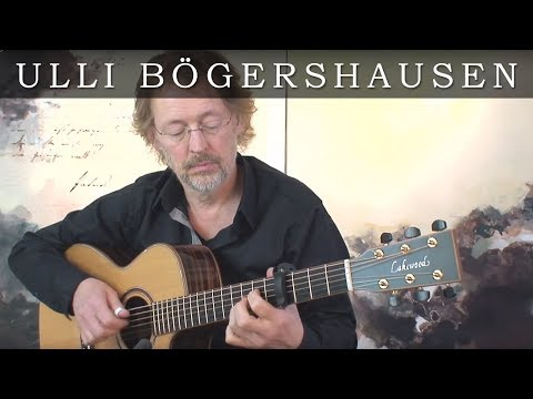 Ulli Boegershausen - In a Constant State of Flux