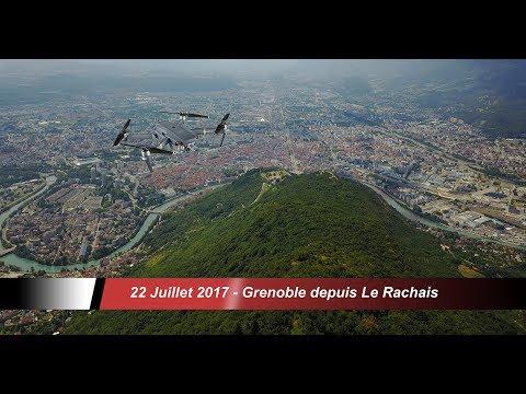 Grenoble [ DJI Mavic Pro 4K]