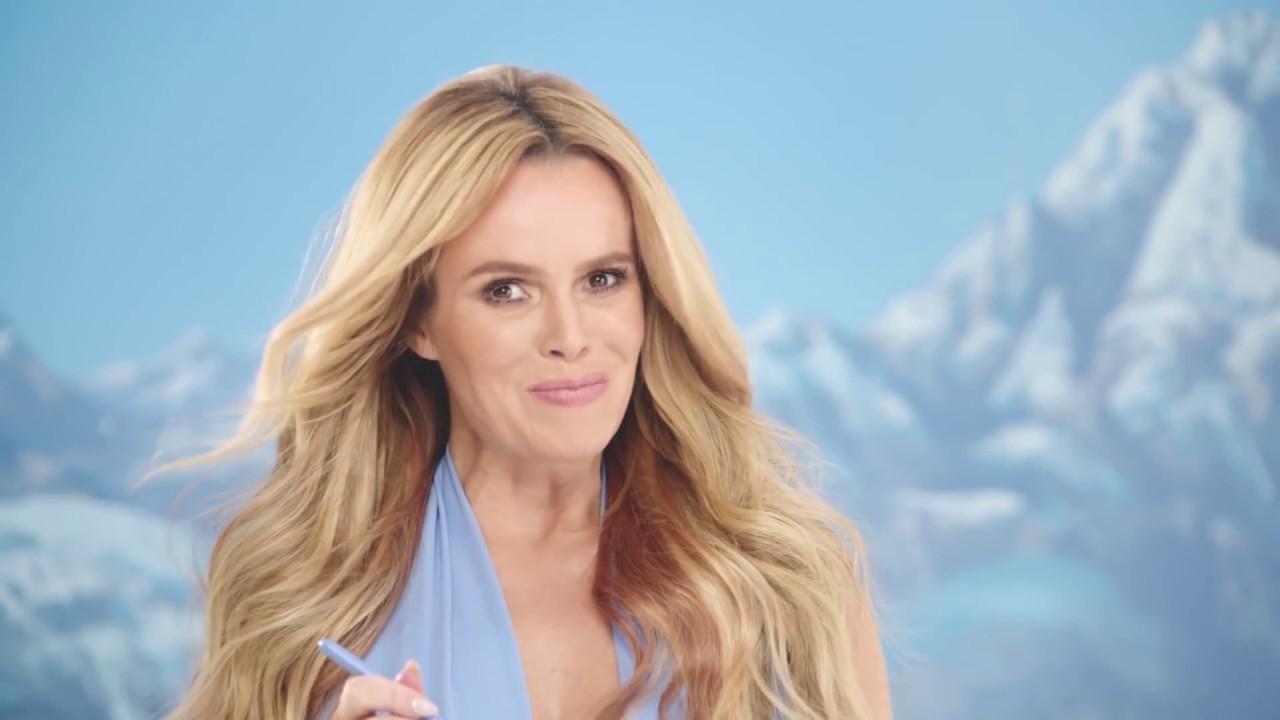 Amanda Holden Adverts