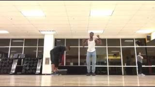 """Ur Waist"" by Iyanya Stacey Strickland Jr Choreography"