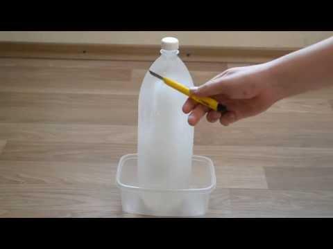 как добыть дистилированную воду в домашних условиях