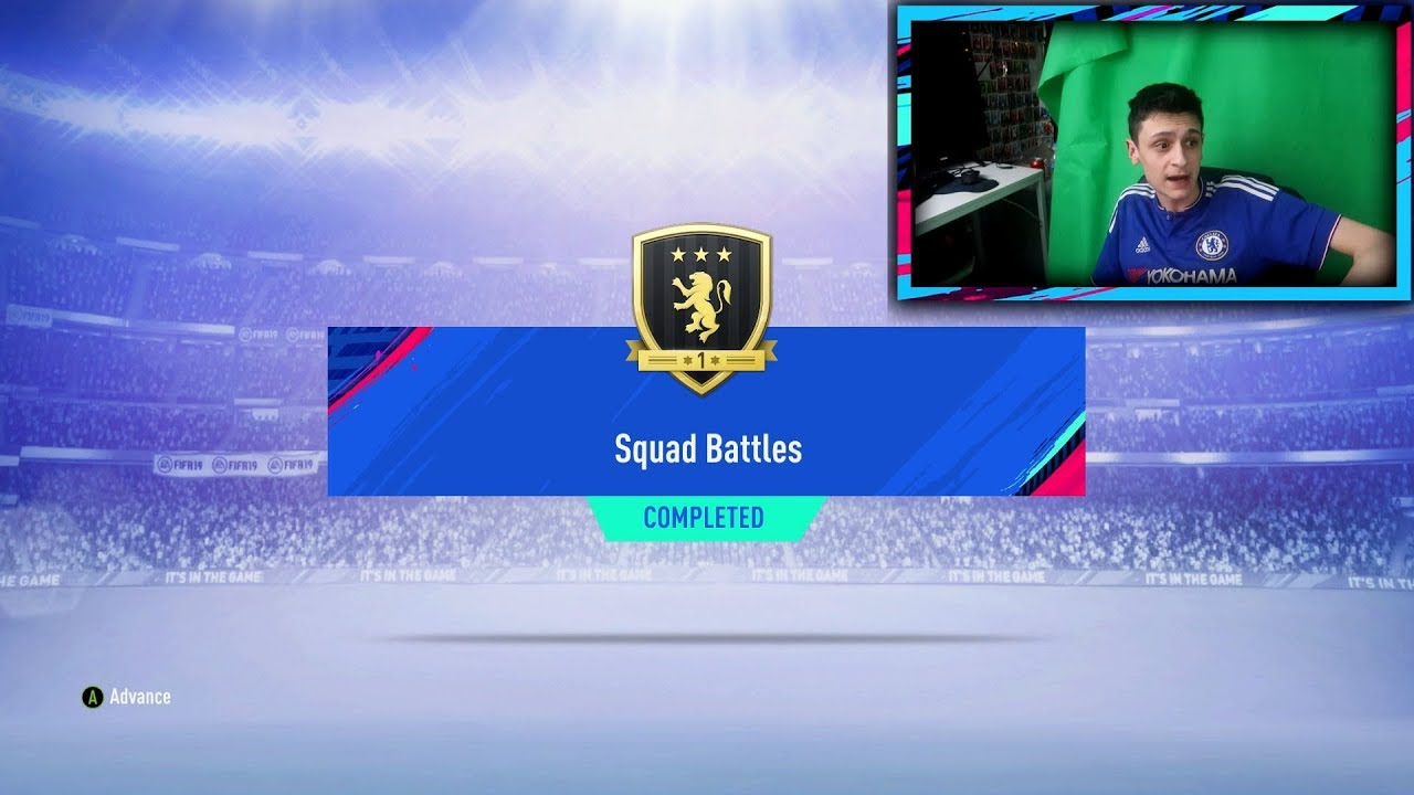 Fifa 19 Squad Battles Rewards *gold 1* squad battle rewards!! �fifa 19