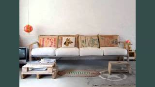 Pallet Furniture Picture Ideas Pallets Furniture Sofa