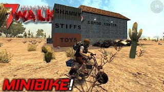 Demolition And New Town   WOTW MOD   7 Days To Die Gameplay   EP9