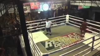 Жестокое видео   вот это бокс   прикол