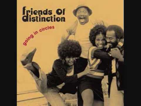 Friends Of Distinction- Dying to Live