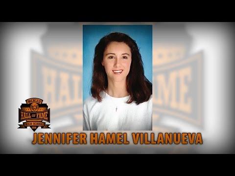 Merced High School Sports Hall of Fame - Jennifer Hamel Villanueva