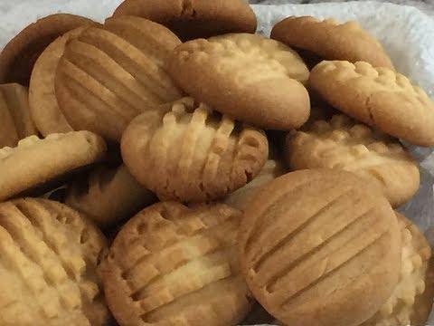 galletas de 3 ingredientes facil y rapido
