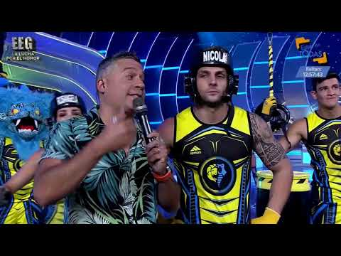 EEG La Lucha por el Honor - 01/02/2019 - 4/5