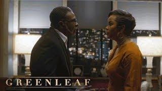 Rochelle Flips the Script on the Bishop | Greenleaf | Oprah Winfrey Network