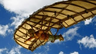 Archae-Facts: The First Manned Flight?