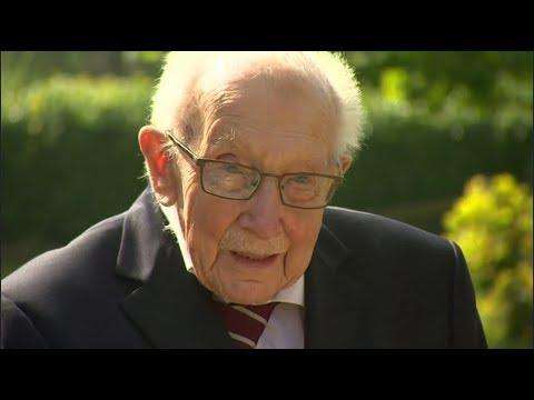 Covid-19: Cựu chiến binh 99 tuổi gây quỹ 'khủng' ủng hộ y bác sĩ Anh (VOA)