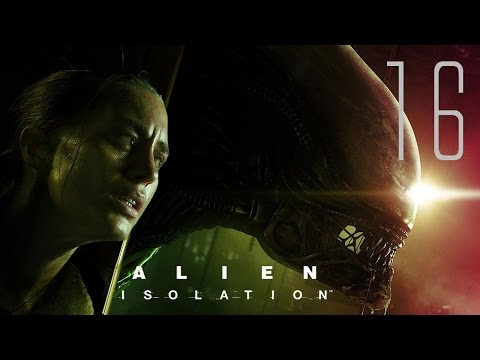 Alien: Isolation Ep16: Robottiherrat