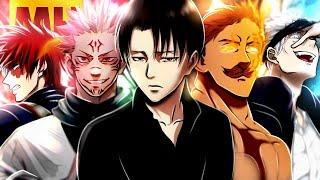 Vibe Animes #2 🥵 (Montero Remix) | Prod. Sidney Scaccio | MHRAP