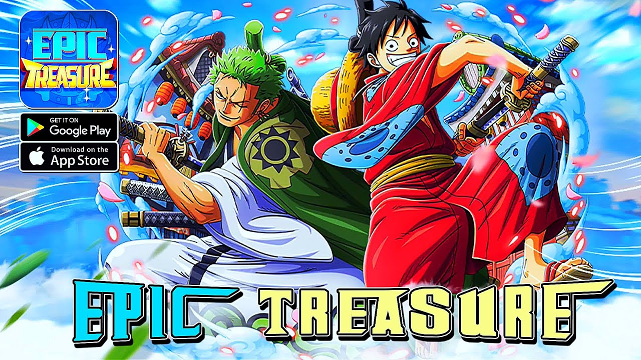 Epic Treasure - One Piece Gameplay (Android/IOS) - YouTube