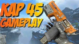 KAP 45 Gameplay und neues Barbarians Event in Black Ops 4