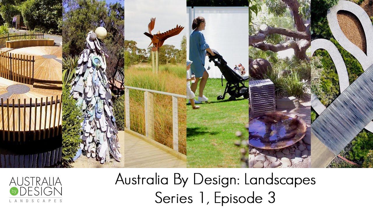 Australia By Design Landscapes Series 1 Episode 3 Vic Tas