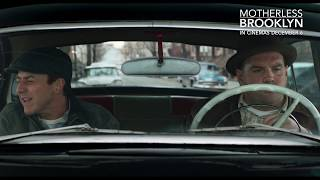 Timely Featurette - Motherless Brooklyn - Warner Bros. UK