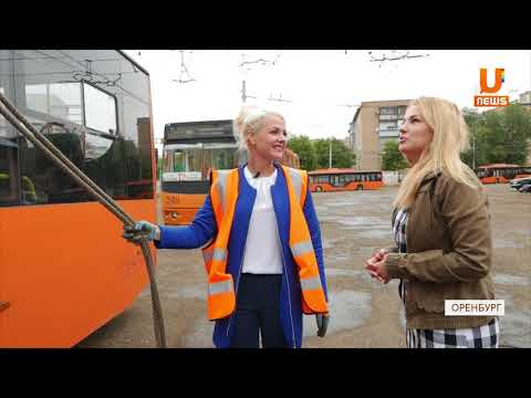Как управлять троллейбусом видео