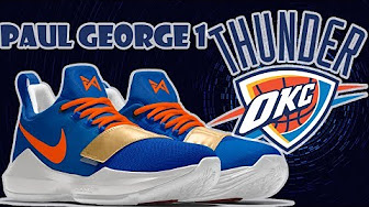 30d8469fcf70 PAUL GEORGE 1 COLORWAYS - YouTube
