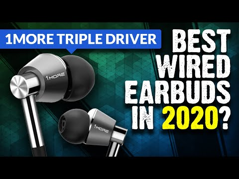 1MORE Triple Driver Review | Best Wired Earbuds 2020
