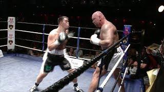 IBA Boxing - Downs Syndrome Danny 'The Boss' Mardell v Mark Potter