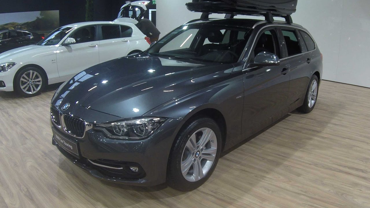 Bmw 3 Series Touring X Drive F31 Facelift Mineral Grey